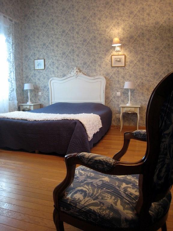 Chambre bleue - Chambre d'hôtes proche de Verdun