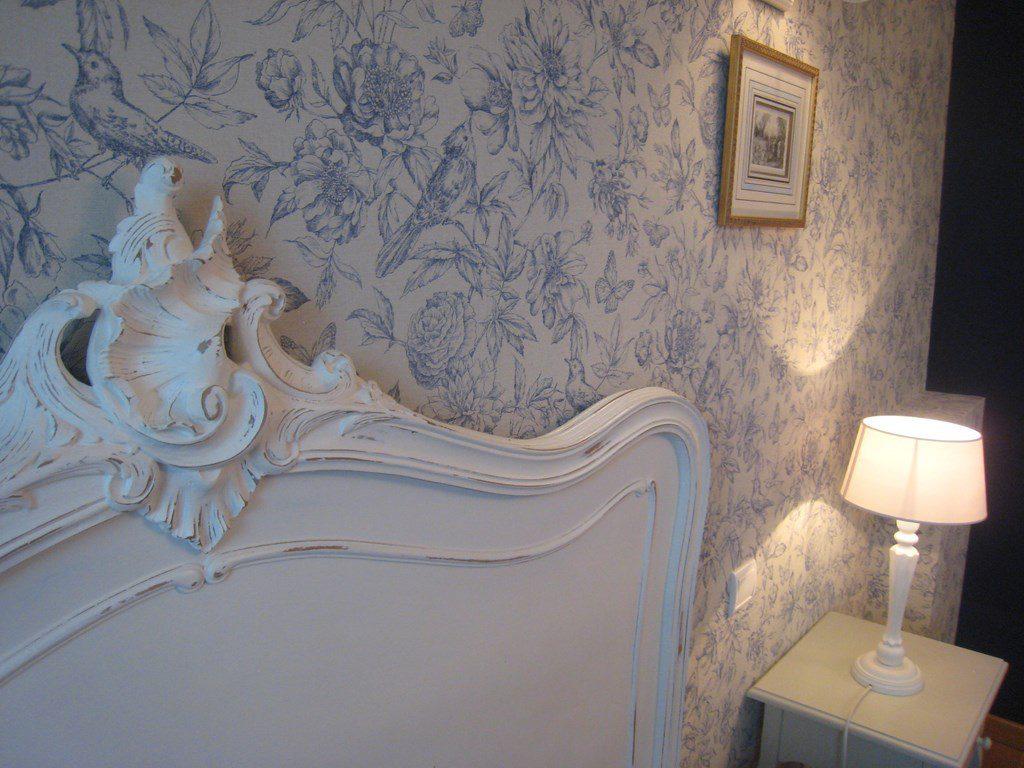 Décoration - Chambre bleue