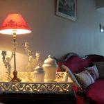 Petit salon de la maison d'hôtes
