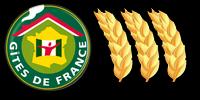 Gîtes de France 3 épis