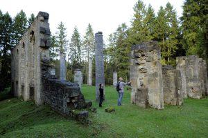 Le village détruit de Ornes