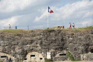 Fort de Vaux - Champ de bataille de Verdun