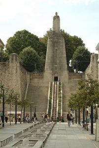 Les marches de la victoire - Verdun